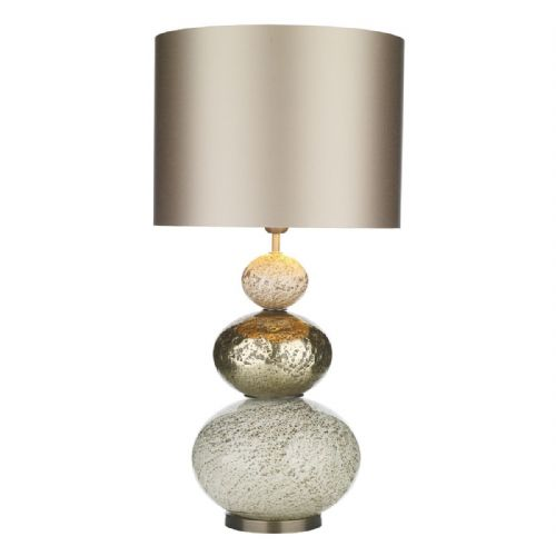 Boavista Table Lamp Volcanic Gold Base Only BOA4335 (7-10 day Delivery)